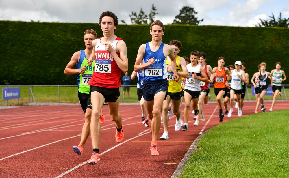 Track and Field thrills return to Tullamore for another busy weekend