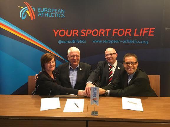 Athletics Ireland win bid to host European Cross Country 2020