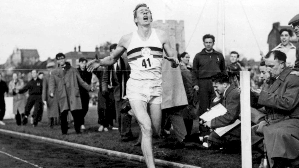 Today marks the 66th anniversary of Roger Bannister's sub 4-minute mile