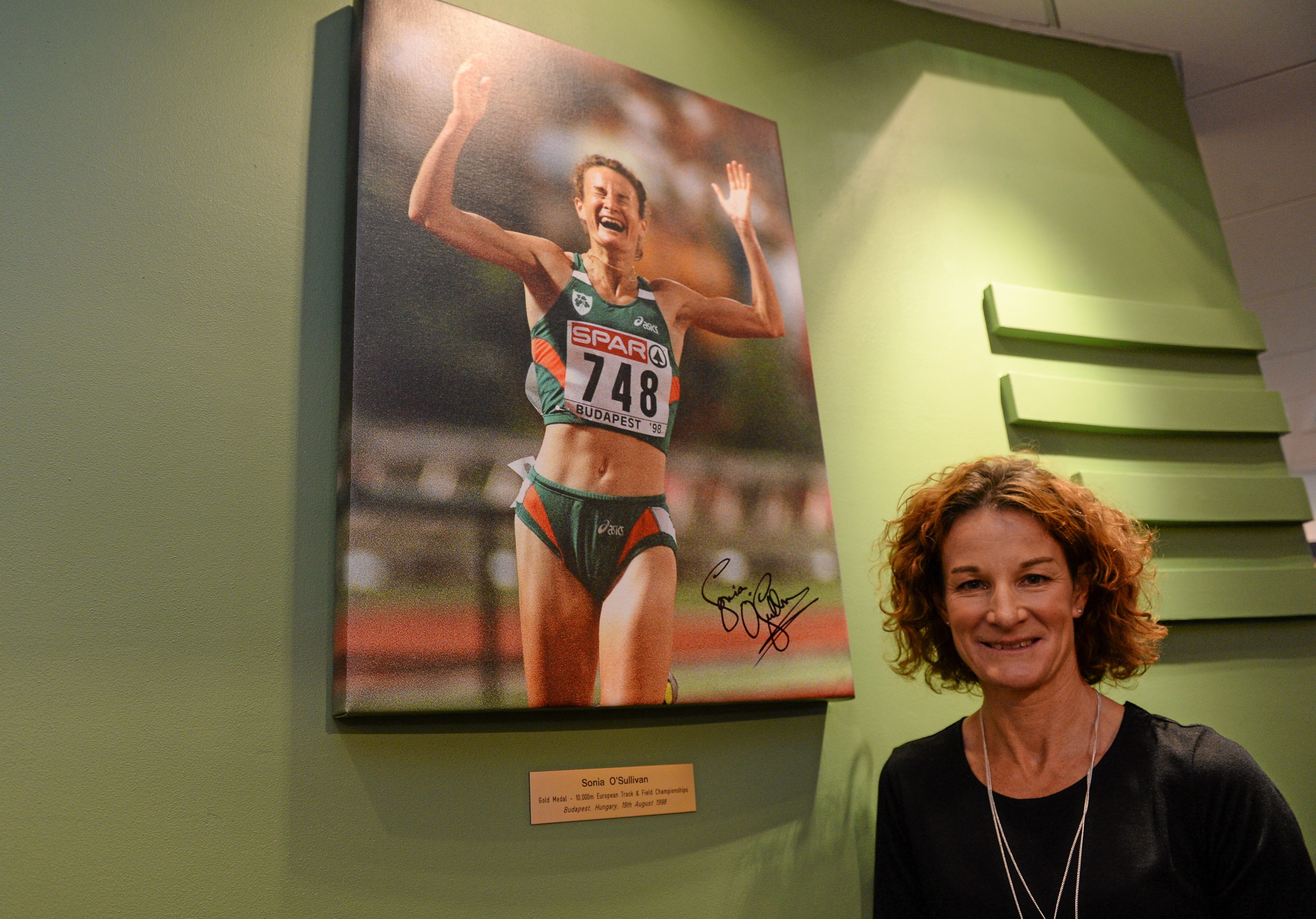 Sonia set to enter Hall of Fame at Irish Life Health Athletics Awards