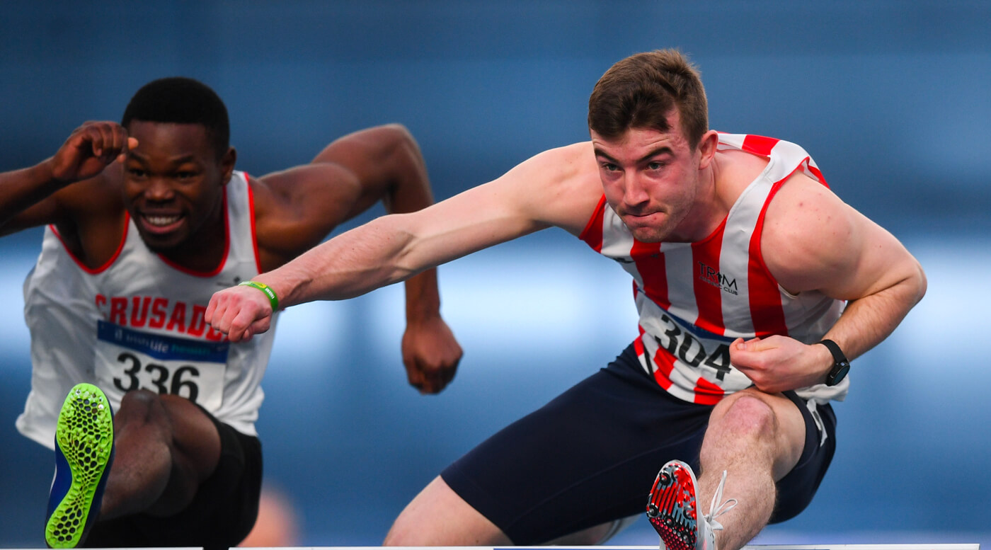 Aston looks to continue streak at Combined Events