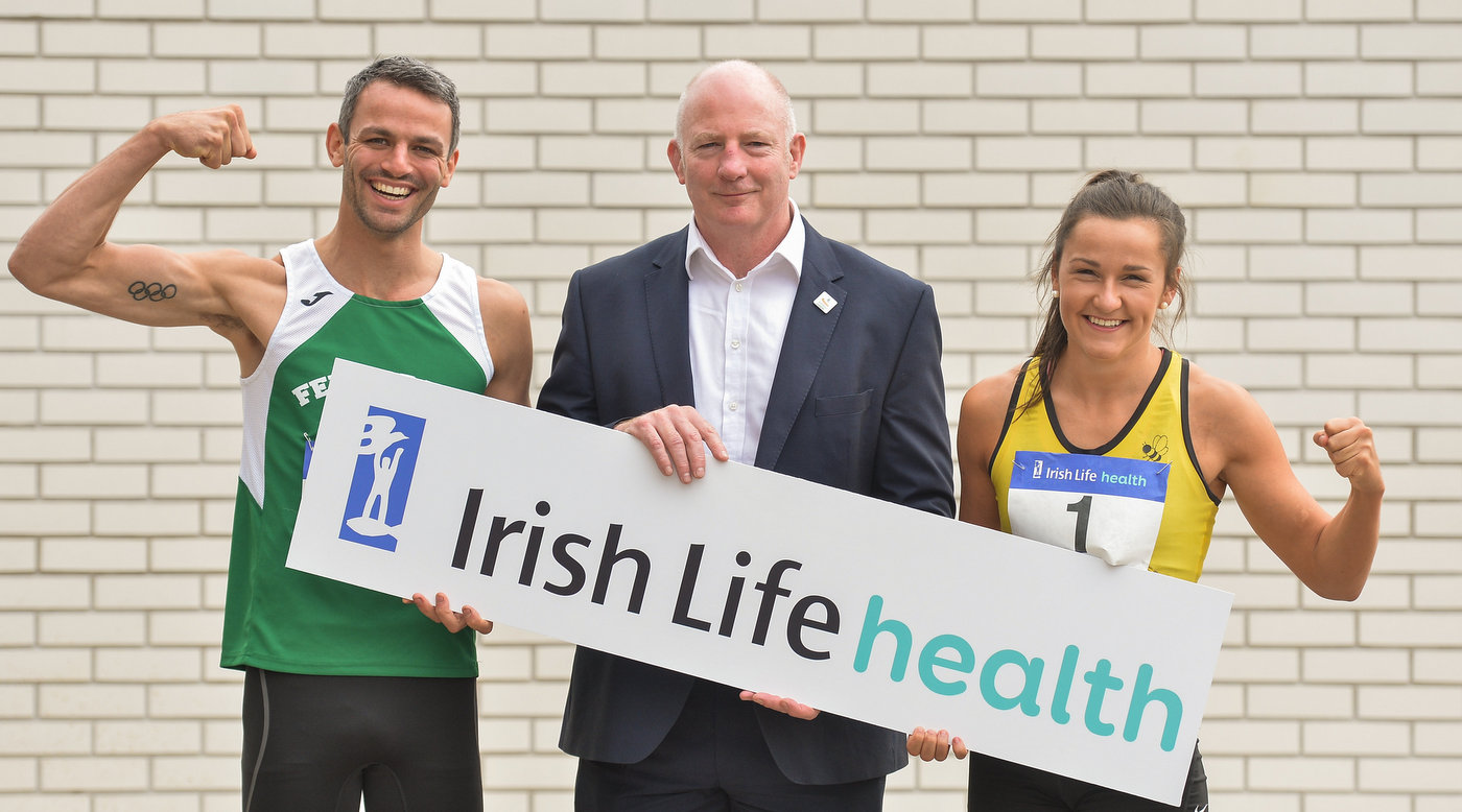 Barr & Healy launch Irish Life Health National Senior Champs