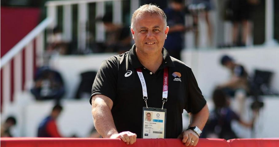 O'Callaghan takes up new role with World Athletics