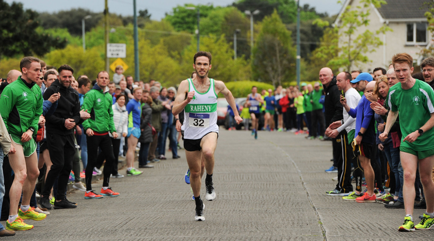 Day of drama as Queen's and Raheny triumph at Road Relays