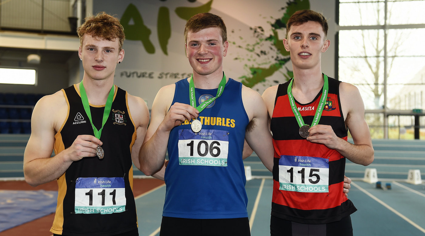 Ryan rounds out in style in Athlone