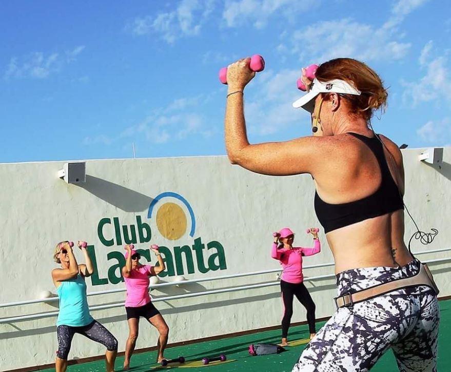Club La Santa at Home Workouts