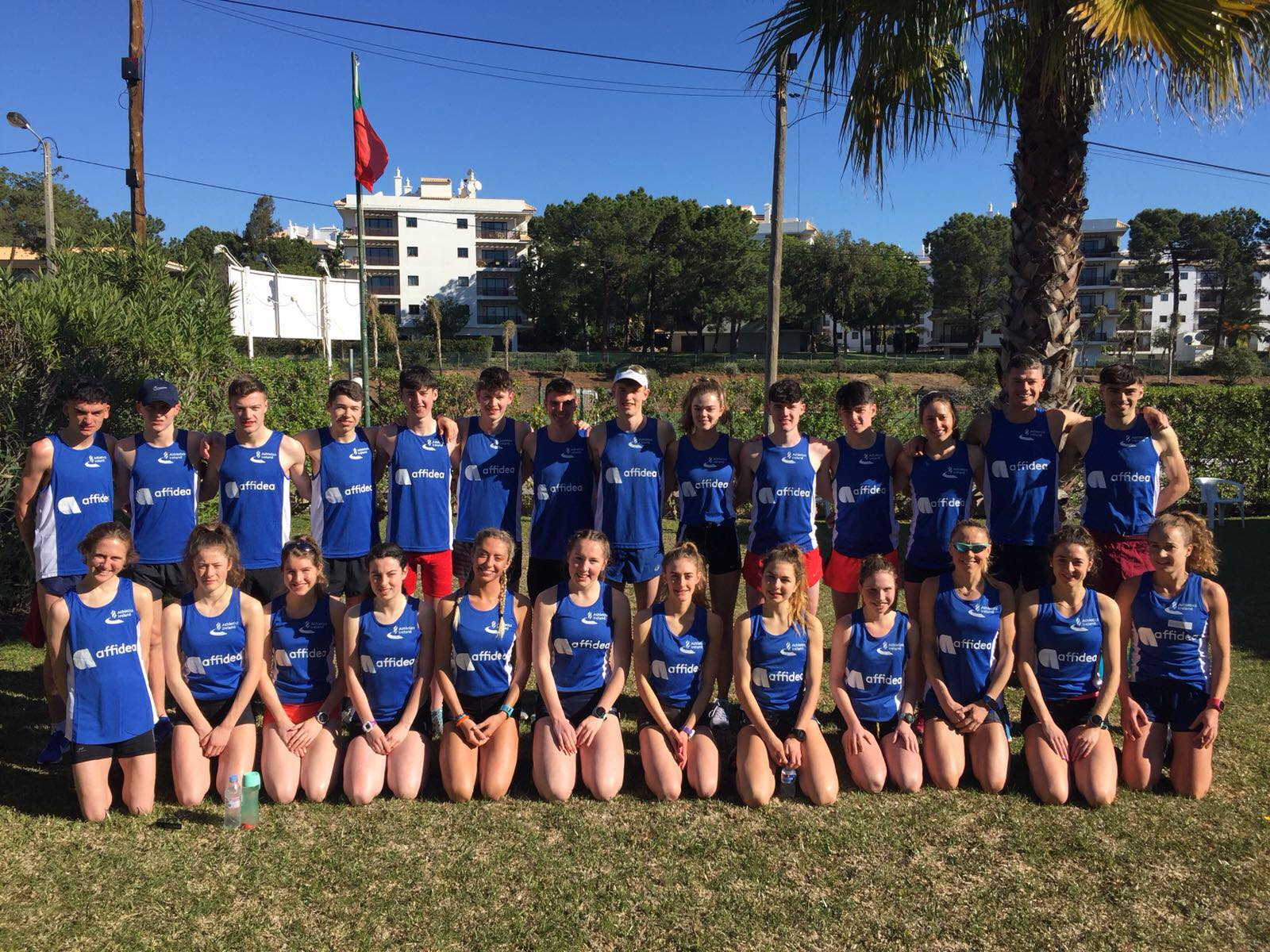 Junior Endurance Camp supported by Affidea Ireland