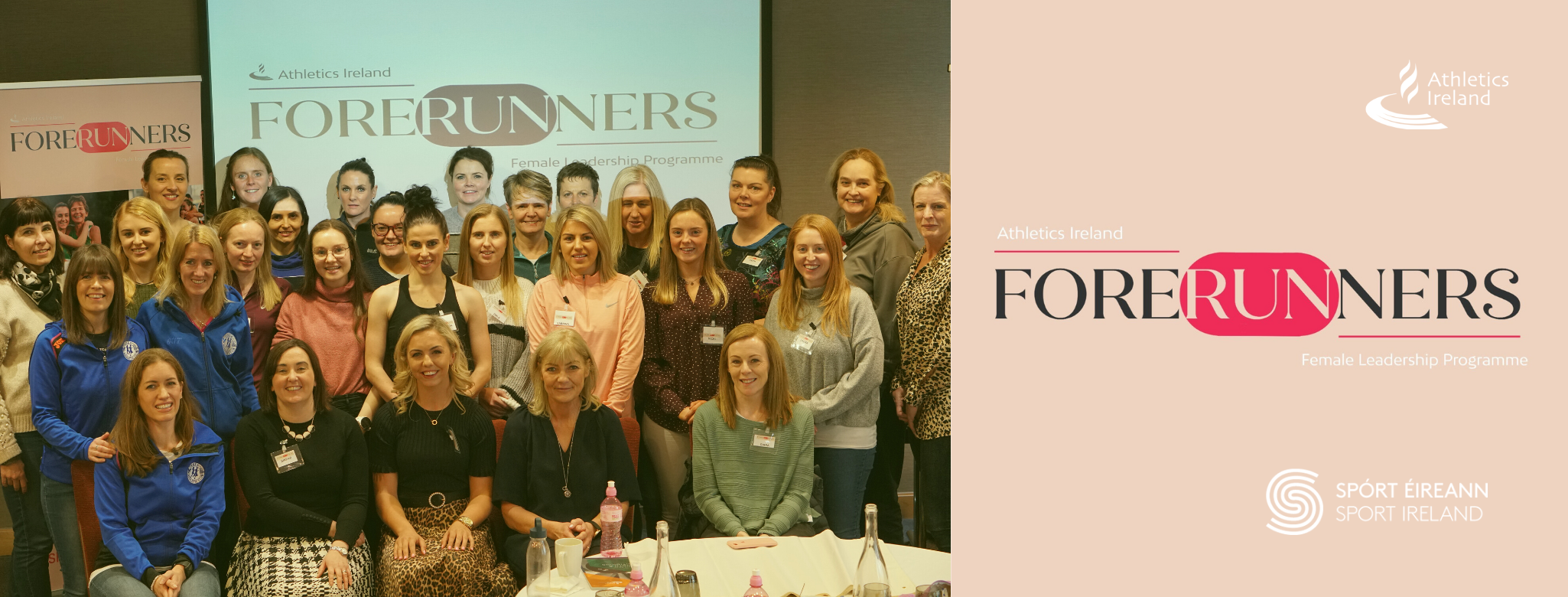 Session 4 of Forerunners Report with Cliodhna O'Connor