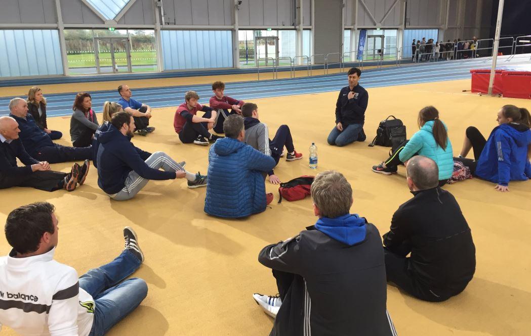 Successful Jumps Workshop in Clones