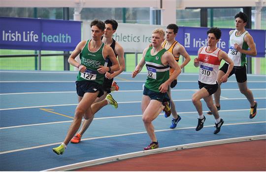 Indoor Endurance Races AAI Games