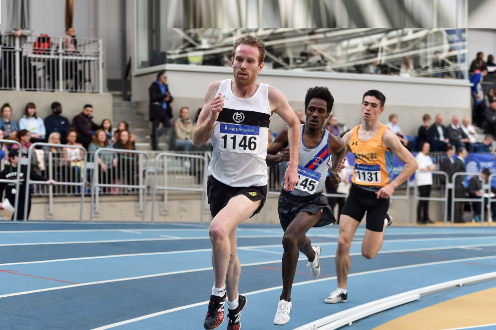 IRISH ATHLETES SET FOR A WEEKEND OF COMPETITIVE ACTION AT THE IRISH LIFE HEALTH ELITE MICRO MEET