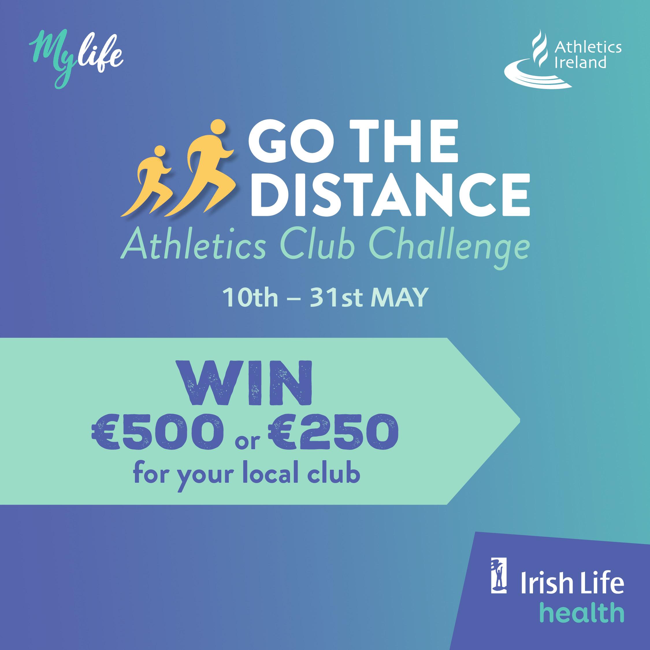 Go The Distance Challenge