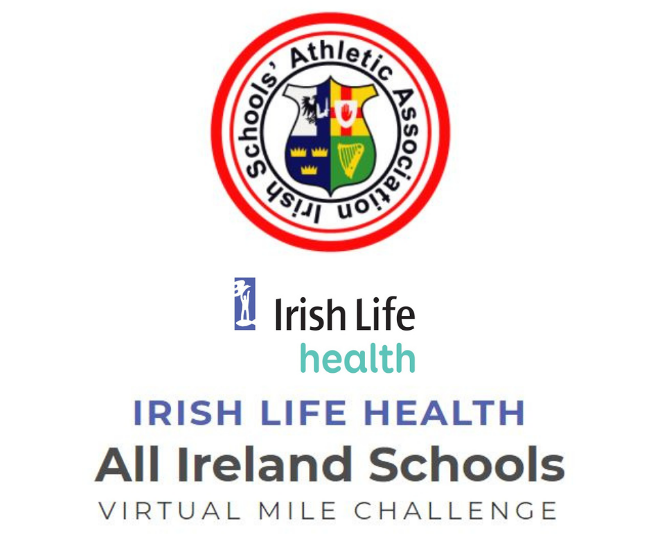 Irish Life Health All Ireland Schools Virtual Mile Challenge