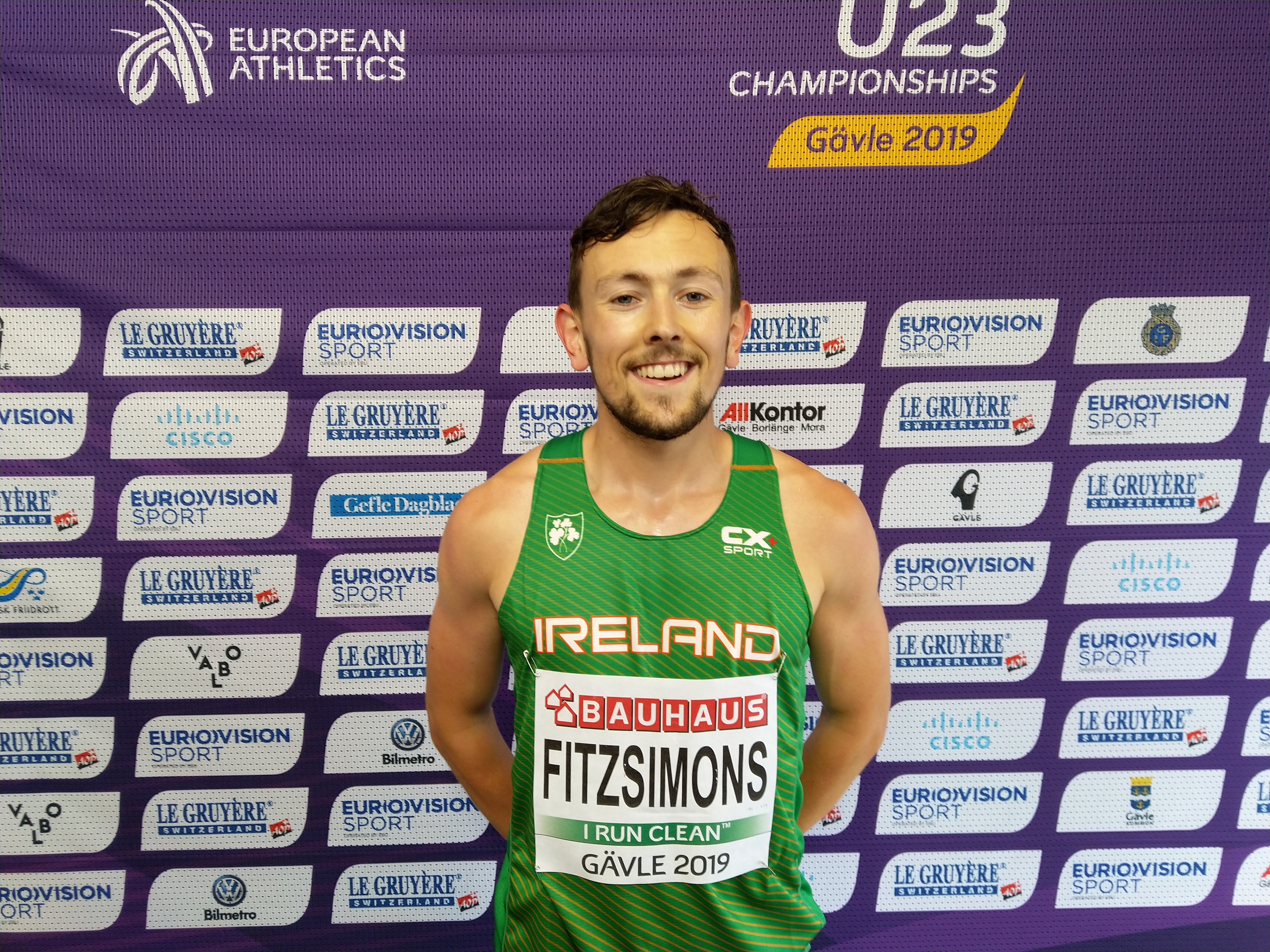 Fitzsimons and Cotter make their mark
