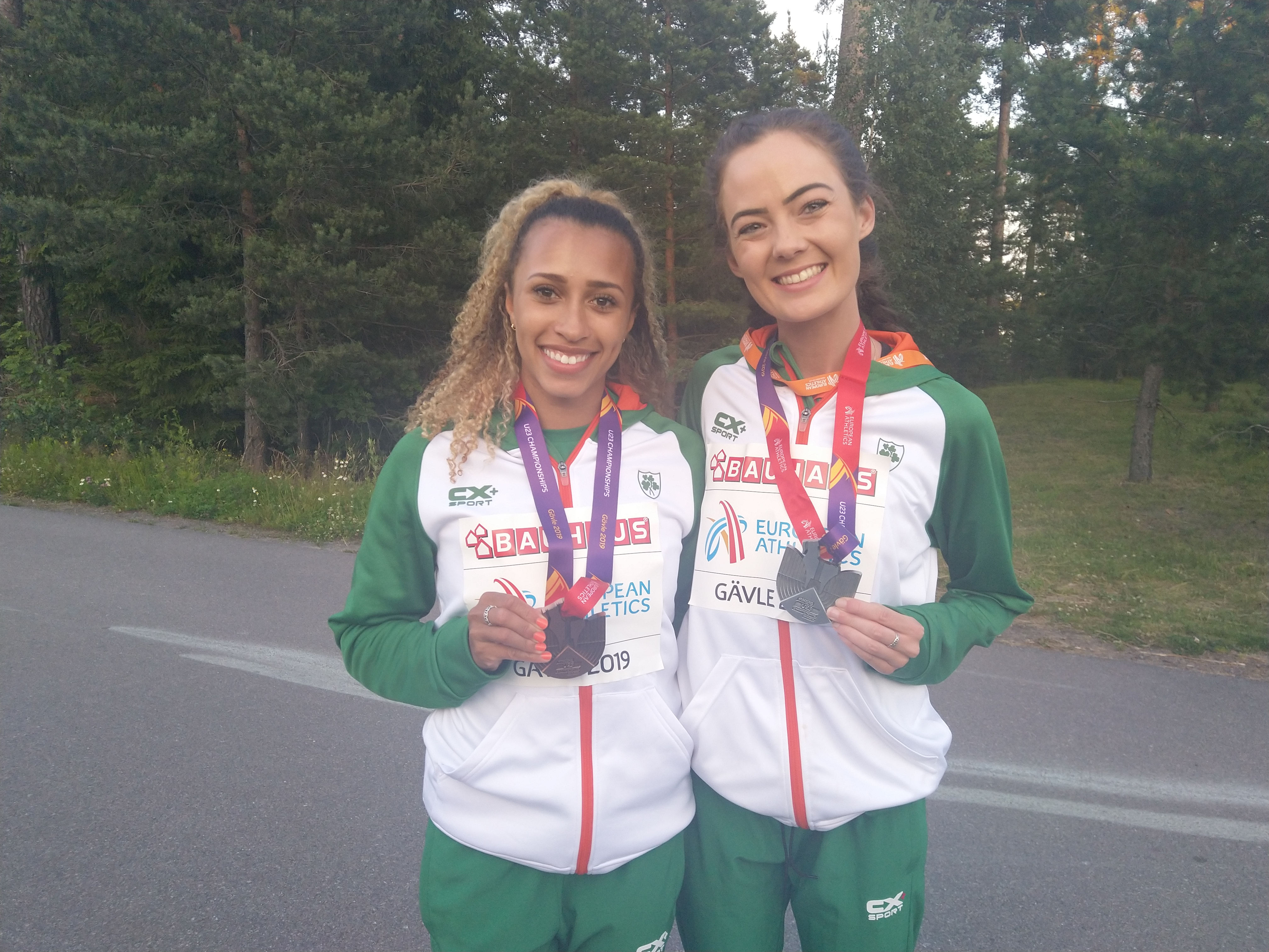 Swede success for Flanagan and Power