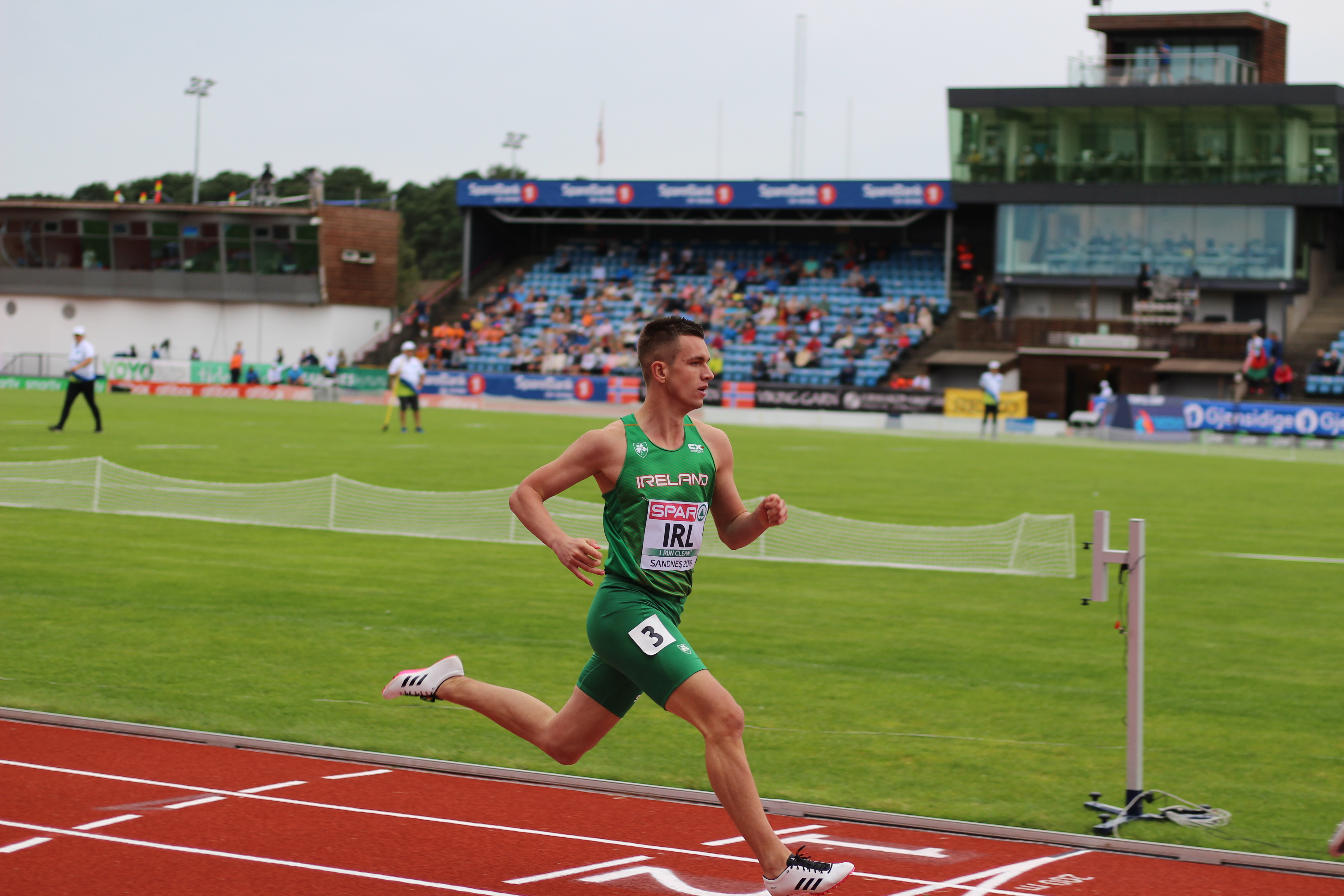 Ireland secure First League status at European Team Championships