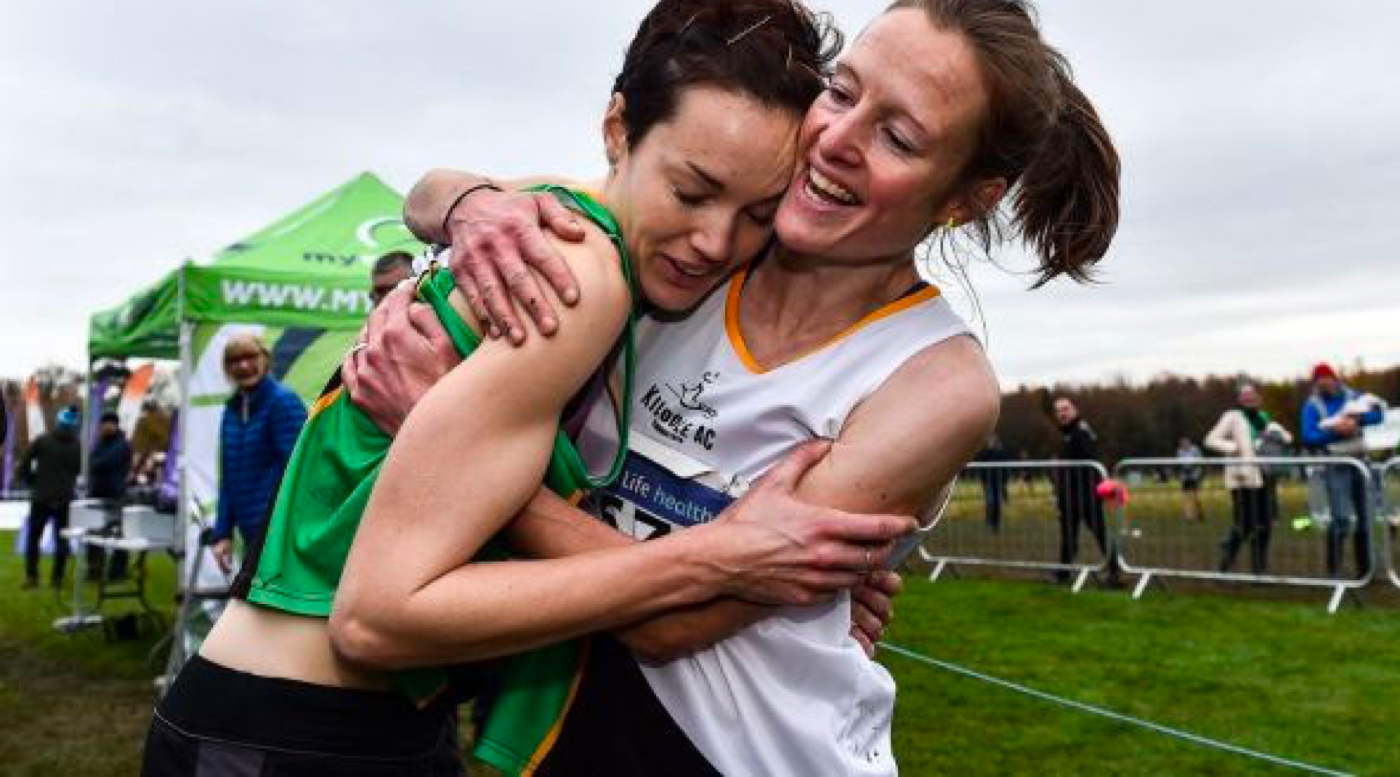 McCormack triumphs in sister act; Brady delivers at national cross