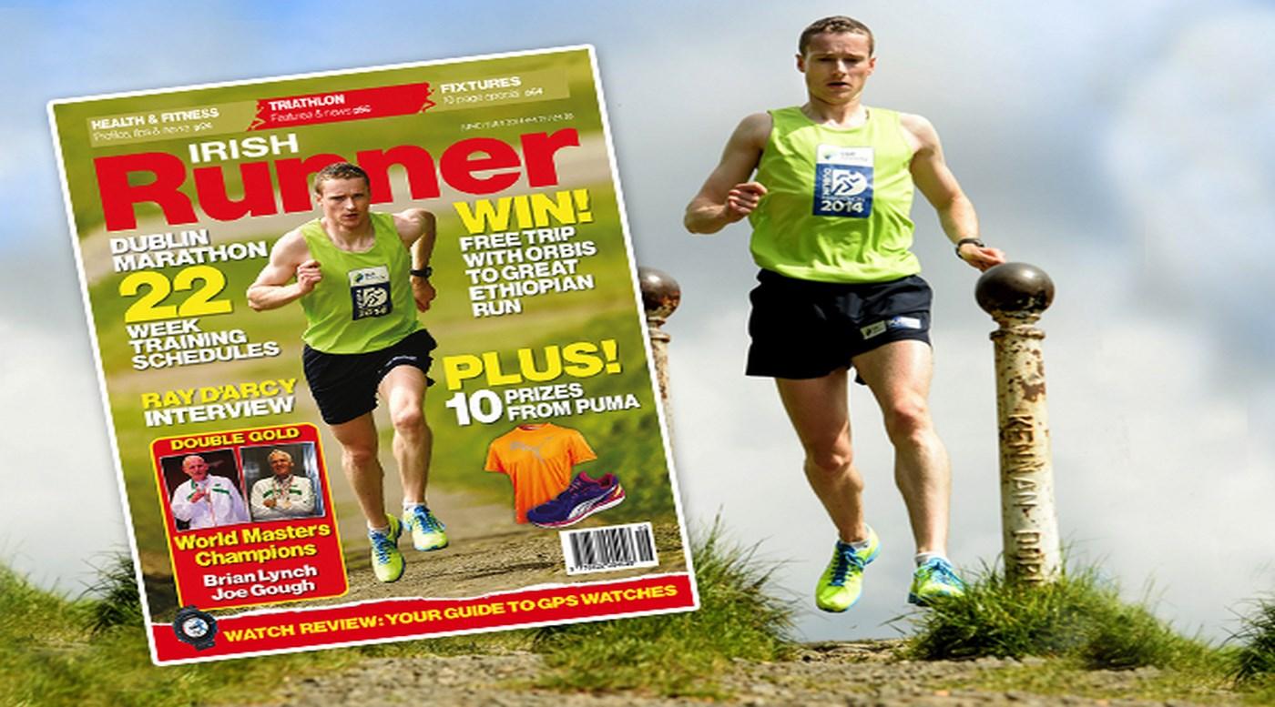 Irish Runner Latest Issue Now On Sale