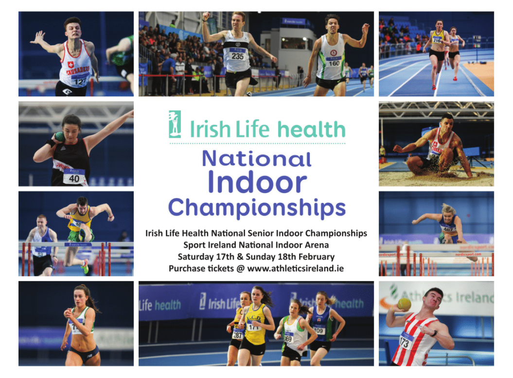 Purchase tickets for the National Indoor Championships