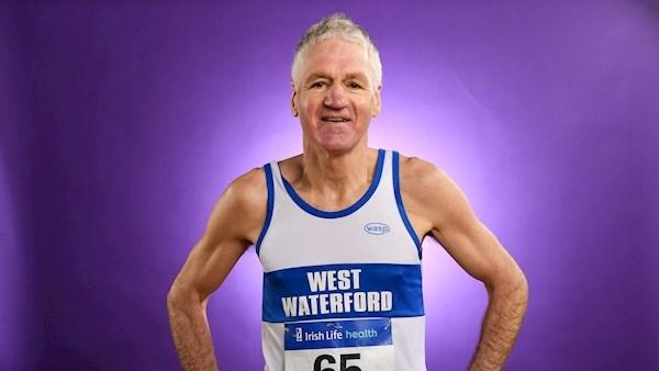 Waterford's Joe Gough wins gold at European Masters