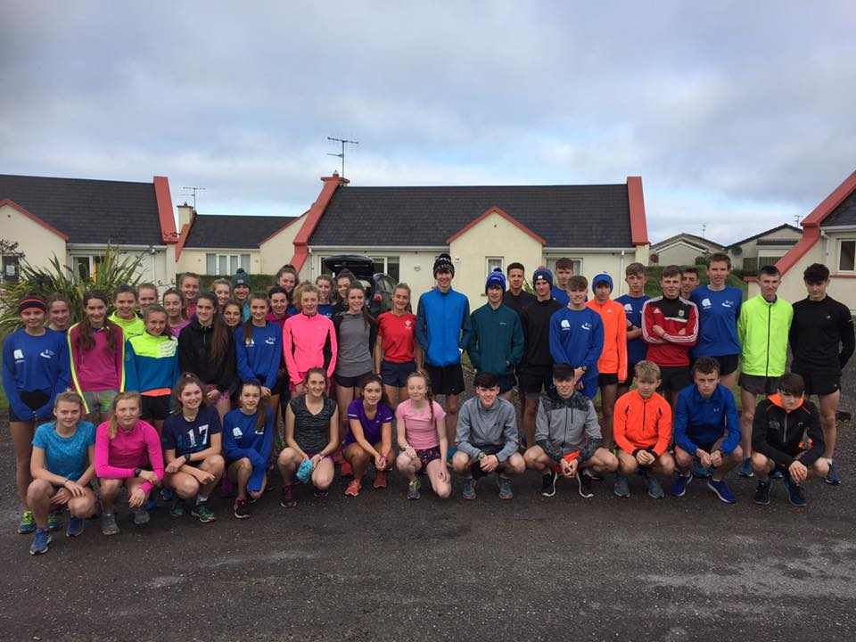 Junior Endurance Performance Squad Camp Reports 2017