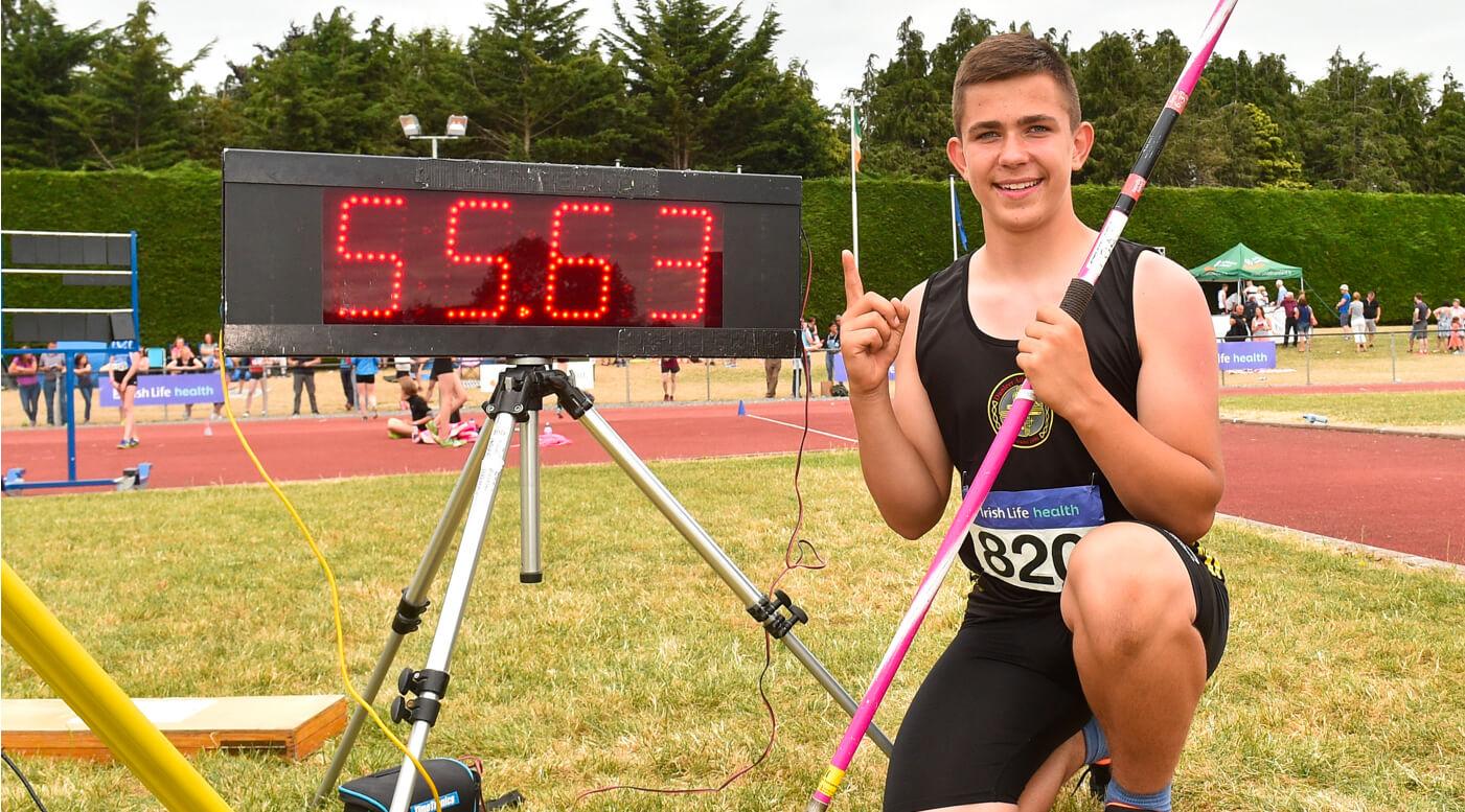 Juvenile Championships Signals High Summer