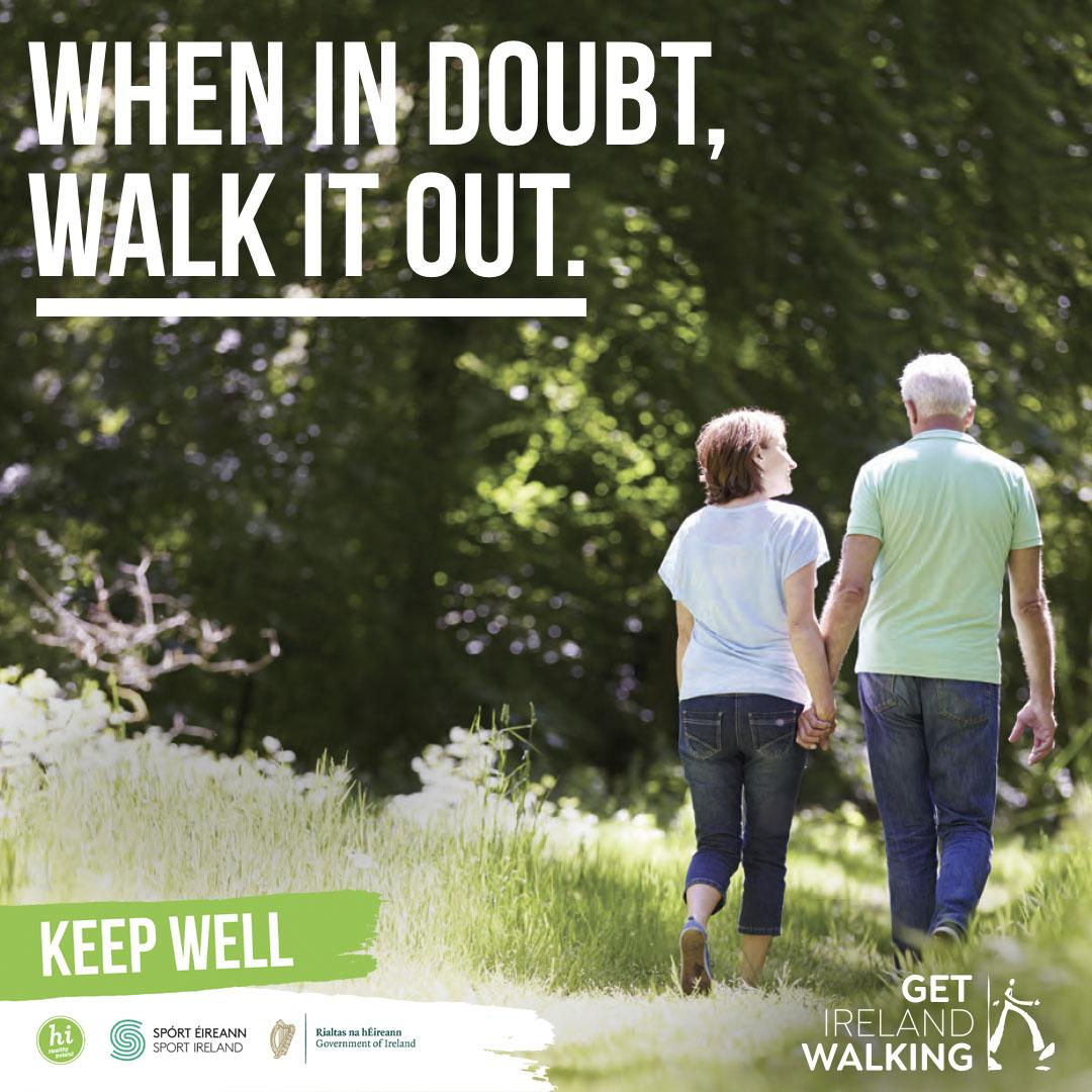 Walk to #KeepWell