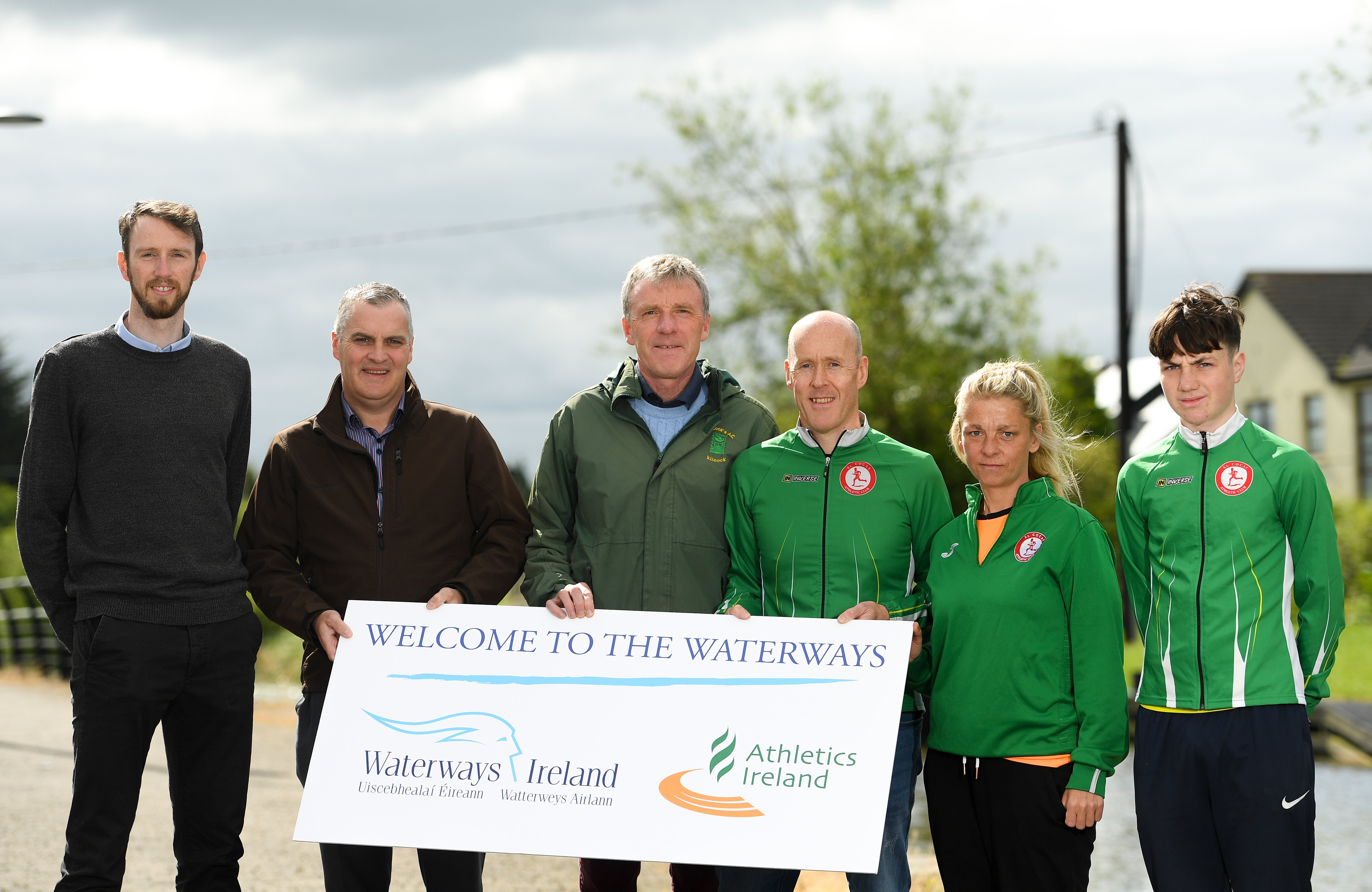 Waterways Ireland Officially Launch Kilcock
