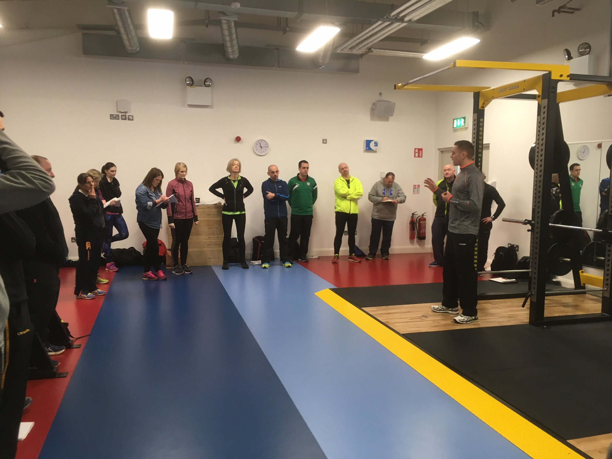 Level 2 Coaching Course Kicks Off In Athlone