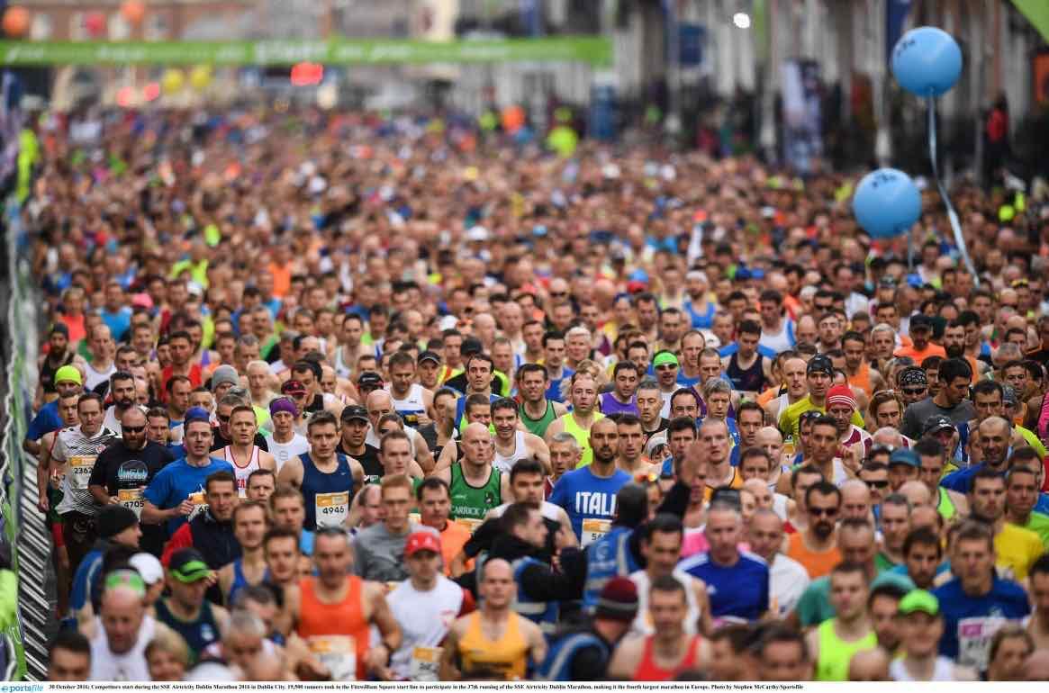 National Marathon Championships Entry List 2017