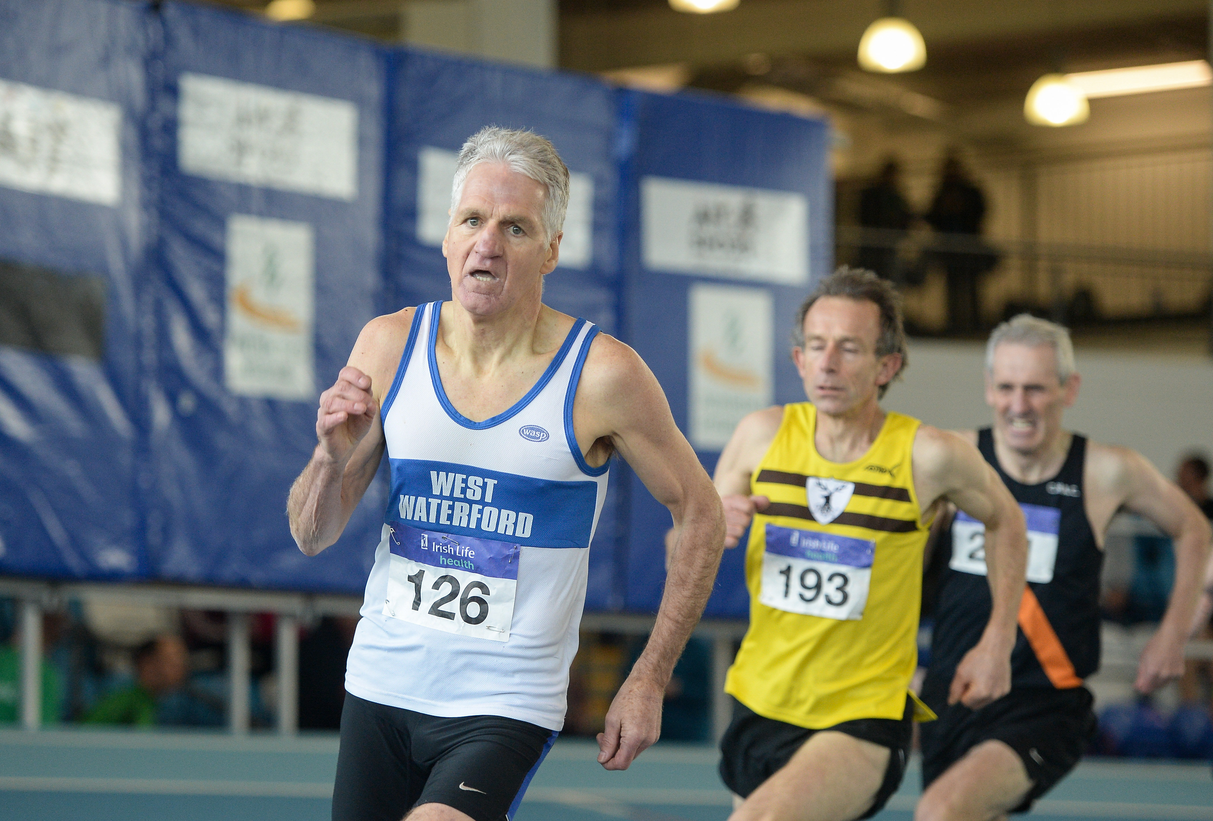Irish Life Health National Master Indoor Championship Postponed