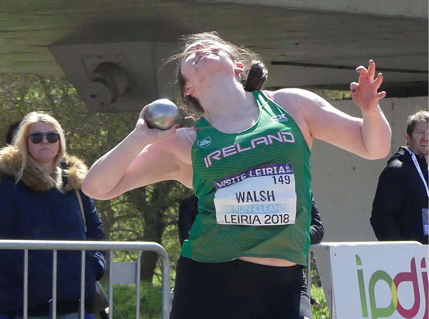 Round-Up of European Throwing Cup Day 1