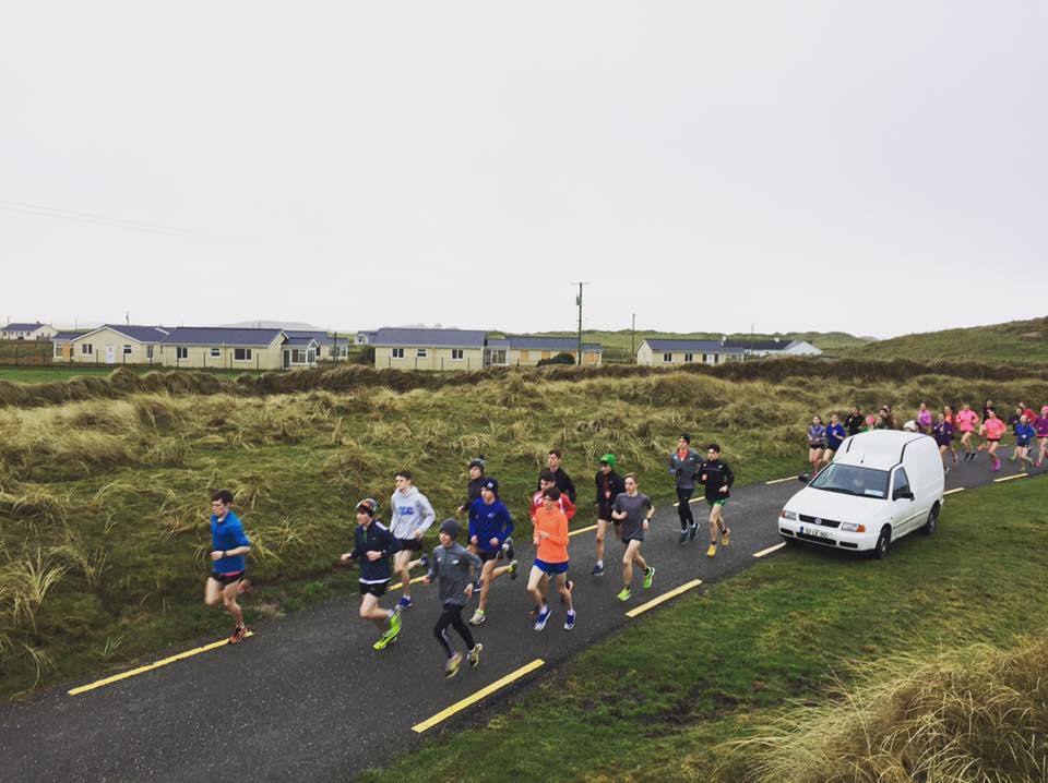 2nd Munster Junior Endurance Performance Squad Camp