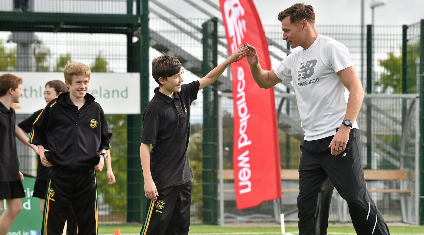 Sign Up For Athletics Ireland Summer Camps