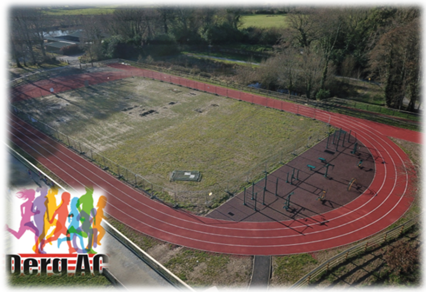 Derg AC: Multi-Use Athletics Facility Opening Soon – Spring 2021
