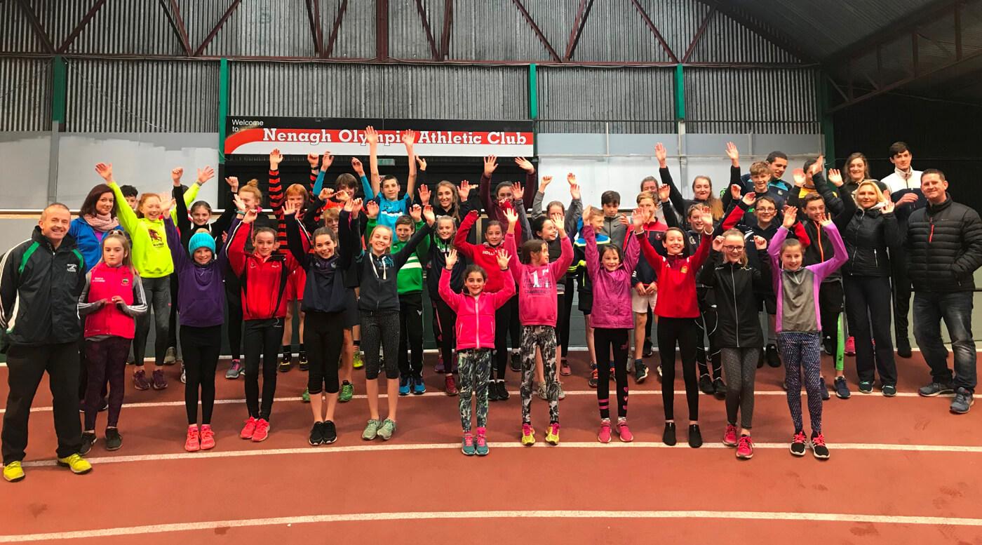 Regional Athletics Academy Launch
