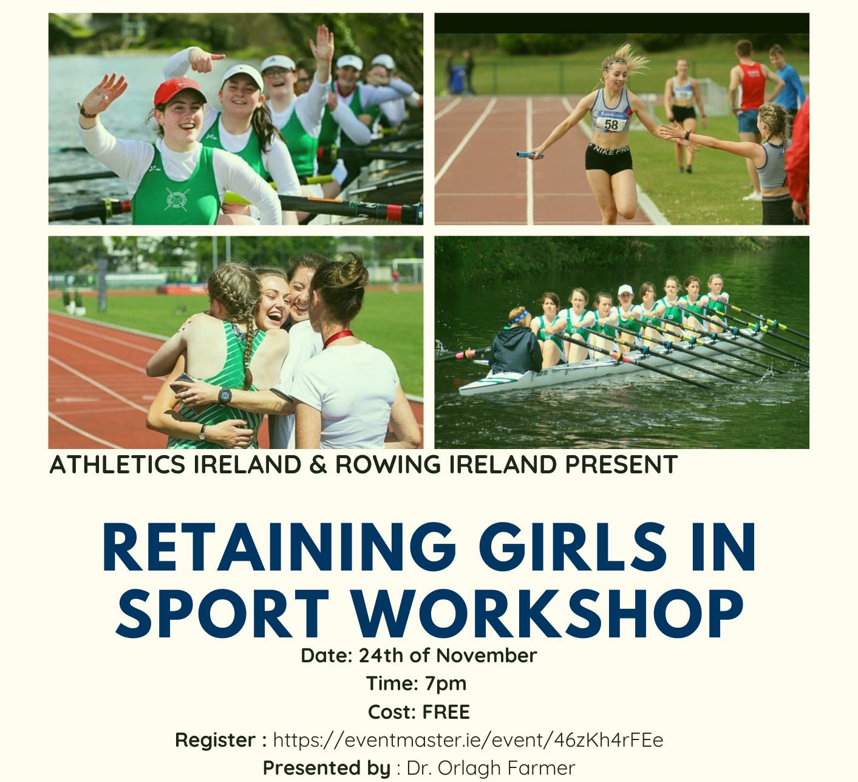 Retaining Girls in Sport Workshop