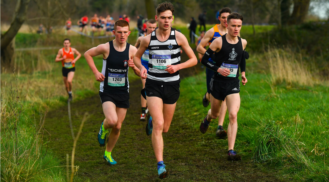 Santry to host schools' cross to savour
