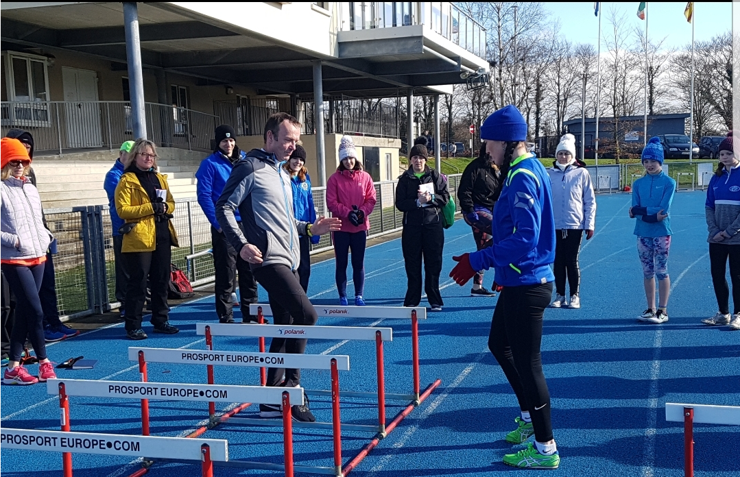 Donegal Run Jump Throw Workshop