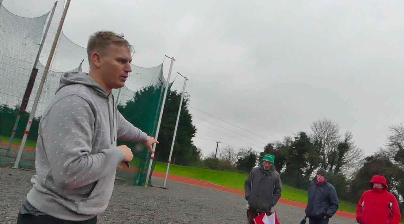 Sergej Litvinov Jnr boost to Irish Hammer Throwing