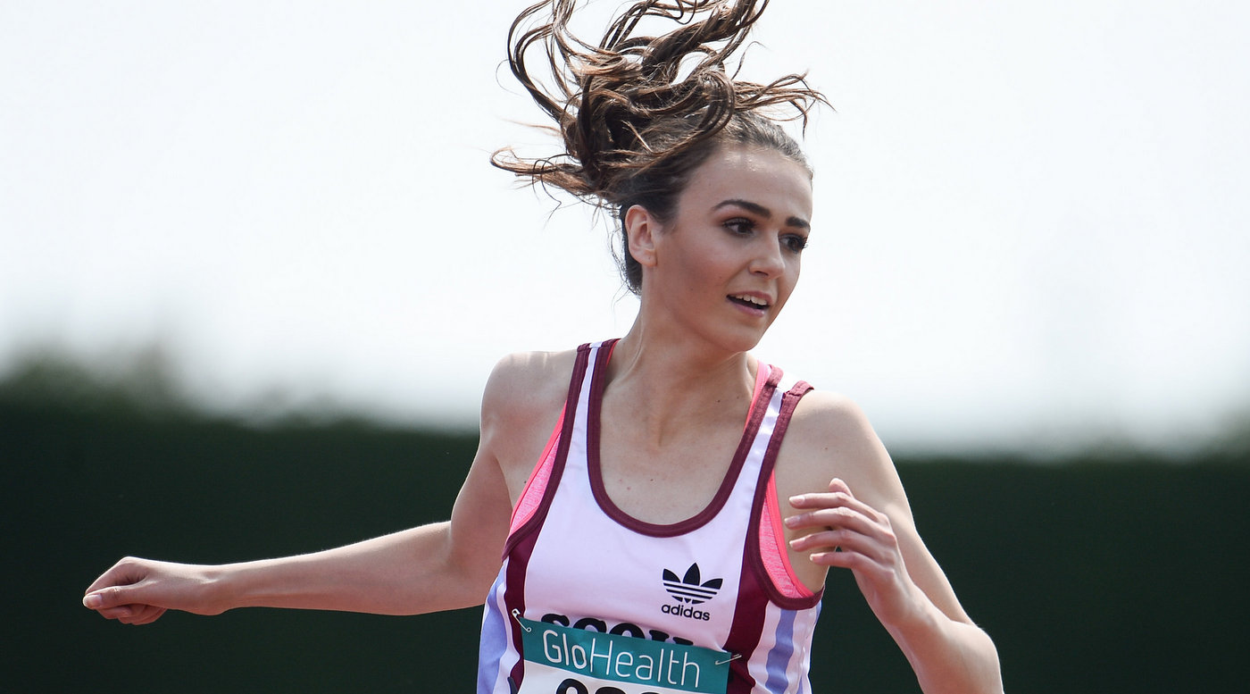 Girls steal the show at centenary schools championships