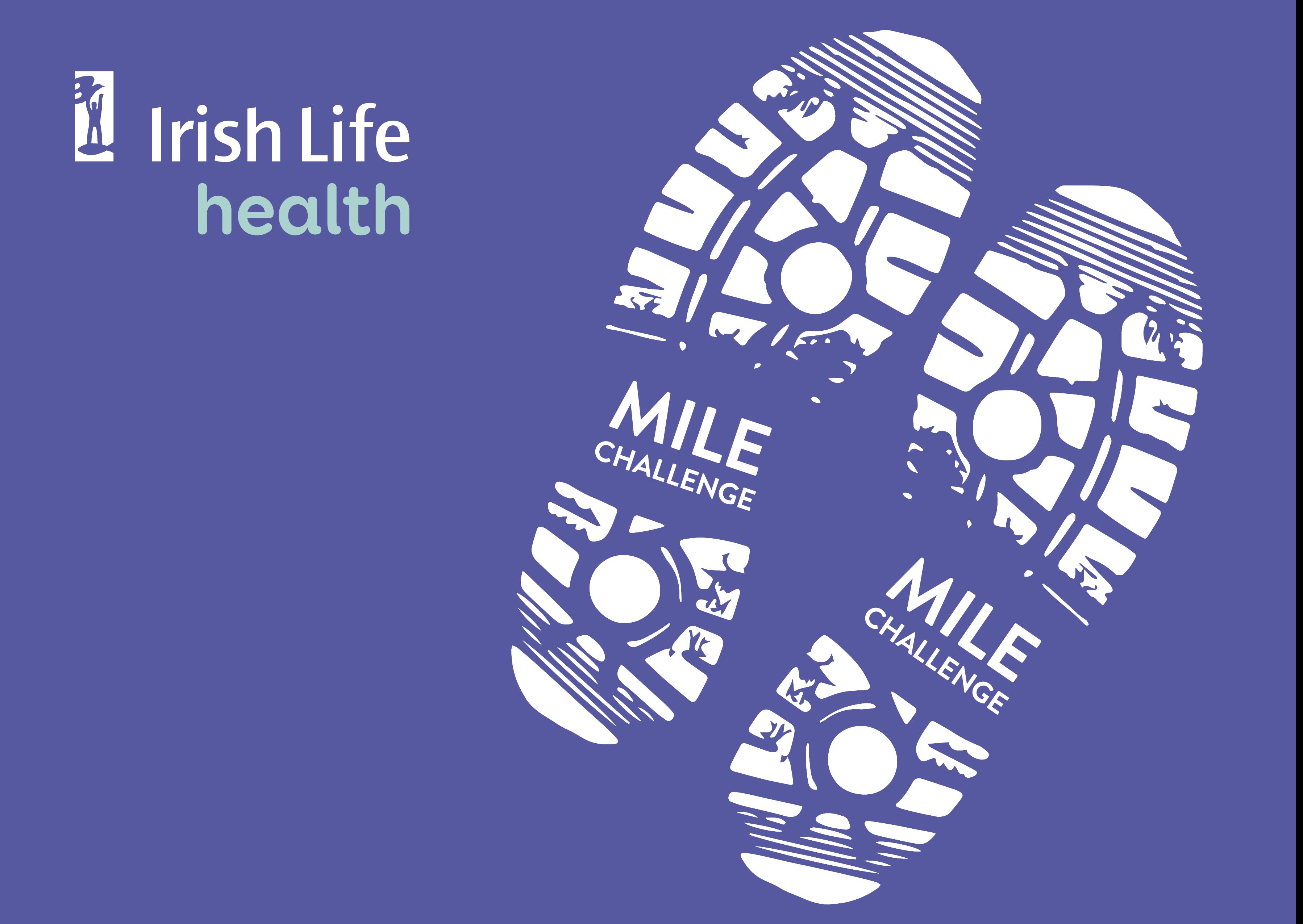 Irish Life Health Launch Virtual Mile Challenge