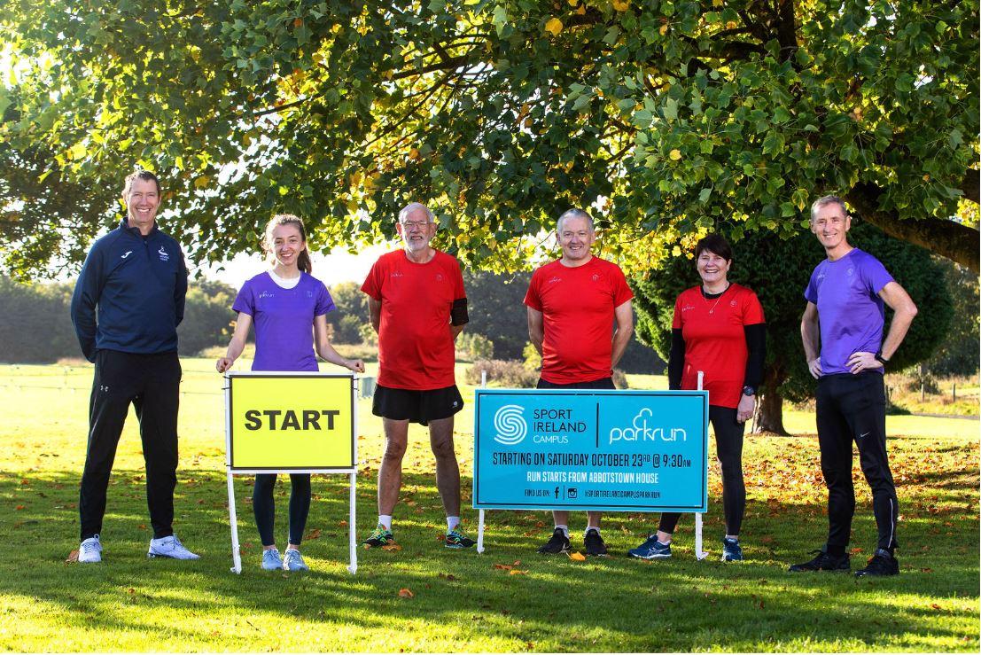 New parkrun set for Sport Ireland Campus