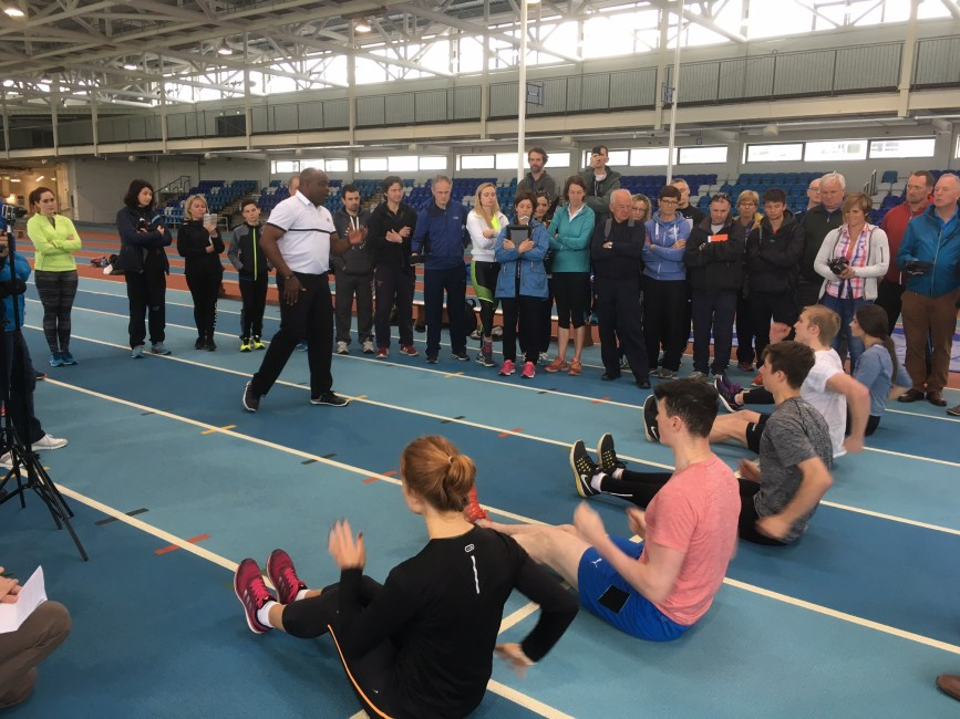 Sprints / Jumps / Hurdles Network Day