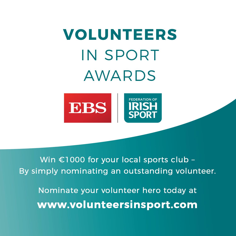 Volunteers in Sport Awards