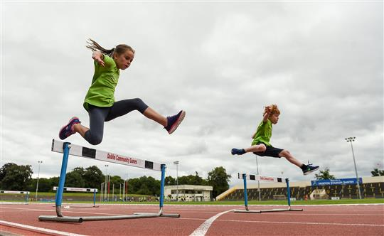 Athletics Ireland Summer Camps Continue To Grow And Thrive.