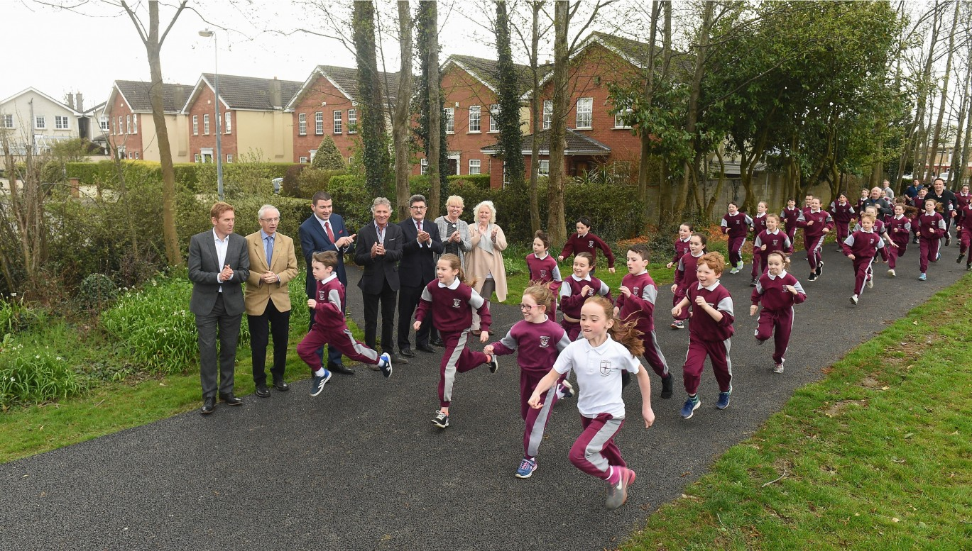 Miles of Smiles – Ireland joins The Daily Mile Movement