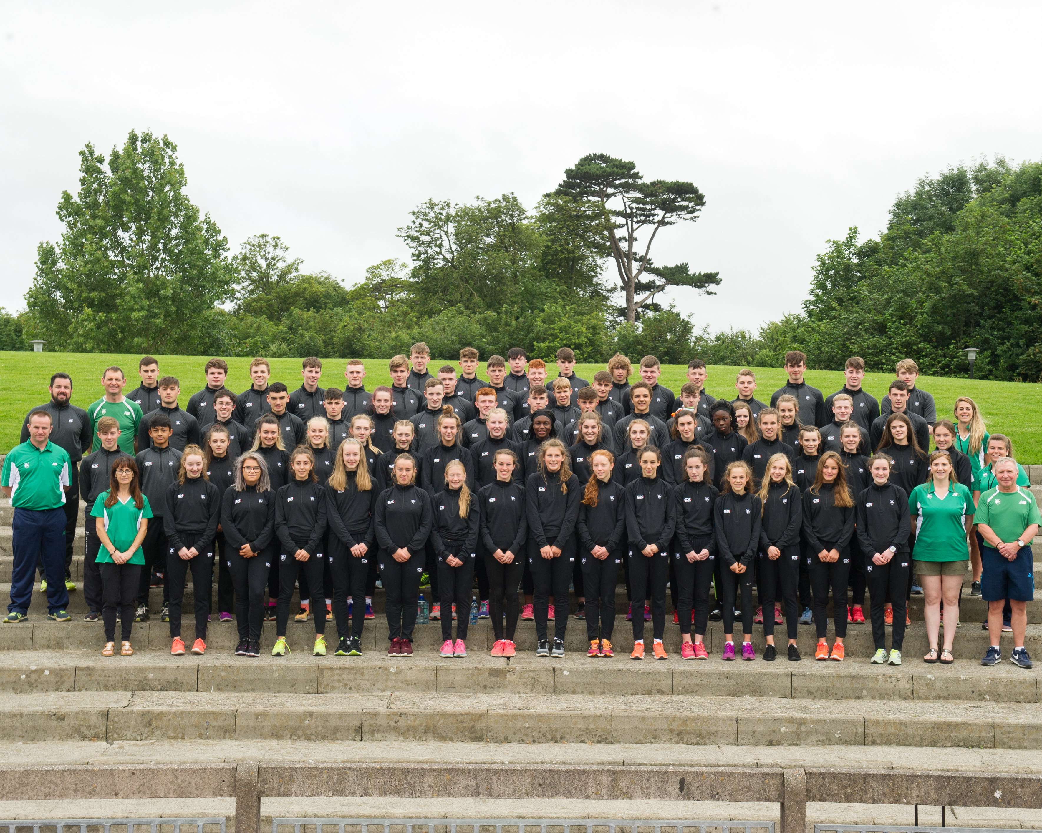 Apply for Irish Schools Team manager positions