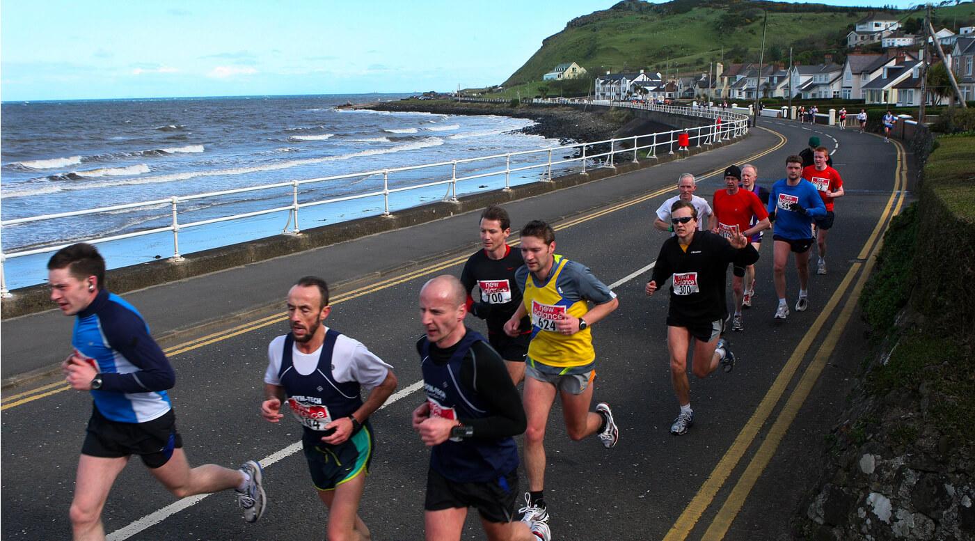 The Antrim Coast Half Marathon 2020