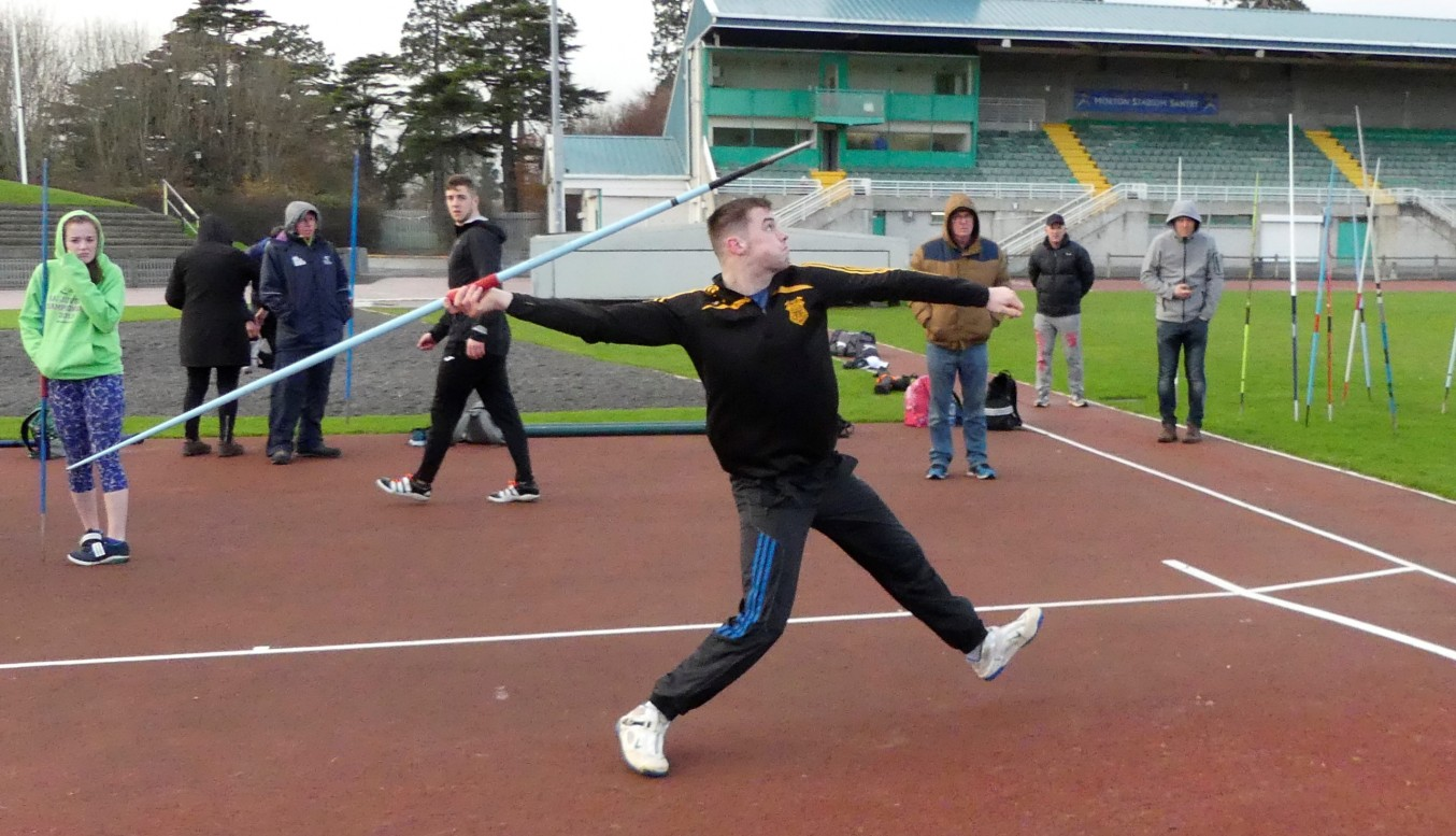 'Exceptional quality' finish to Autumn season for Throws Squads